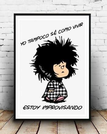 Mafalda improvisando 002