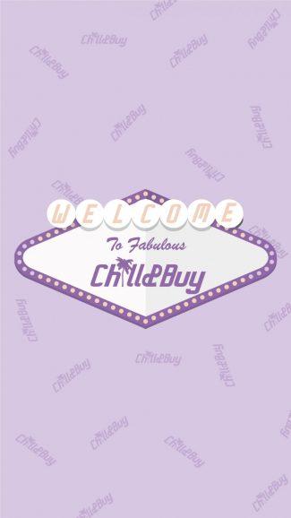 ChillBuy WELCOME