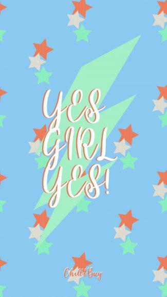 ChillBuy yes girl yes