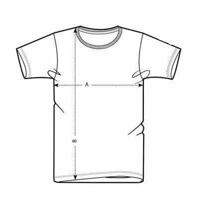 talla camiseta basica chillandbuy