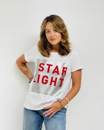 CAMI BASICA STAR LIGHT